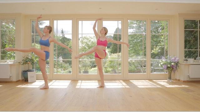 Dancer refined Abs - Balance