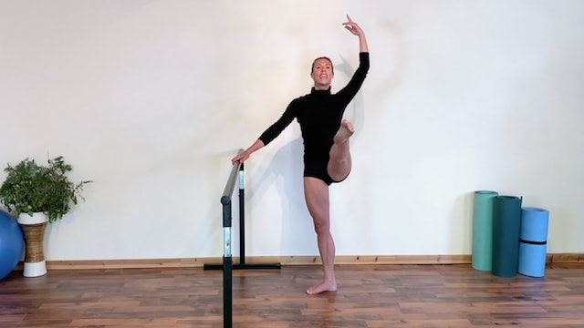Full Ballerina Body - Dancer