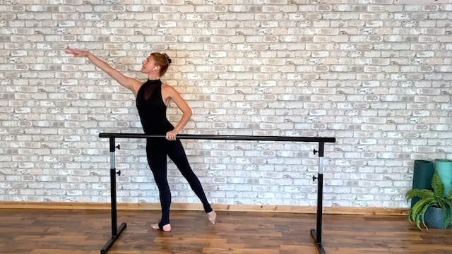 Ballet Technique - Intro Class