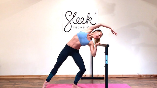 Sleek Bootcamp Barre