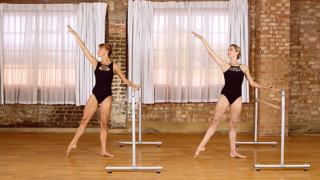 Sleek Barre Technique Series