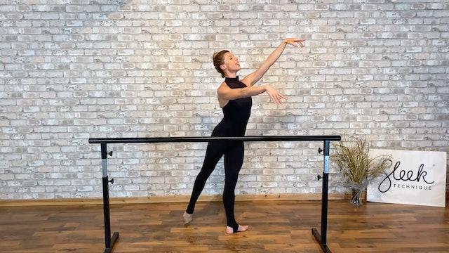 Body & Mind Ballet Class - Balance