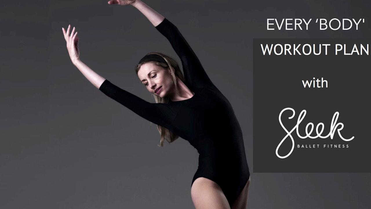 The Sleek Every 'Body' 14 Day Program