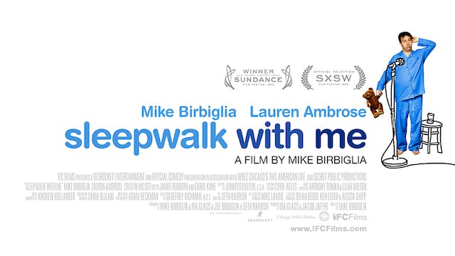Sleepwalk With Me Digital Download