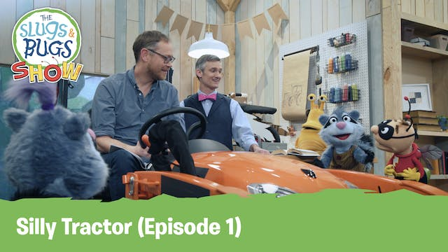Silly Tractor Episode 1 (Rent)