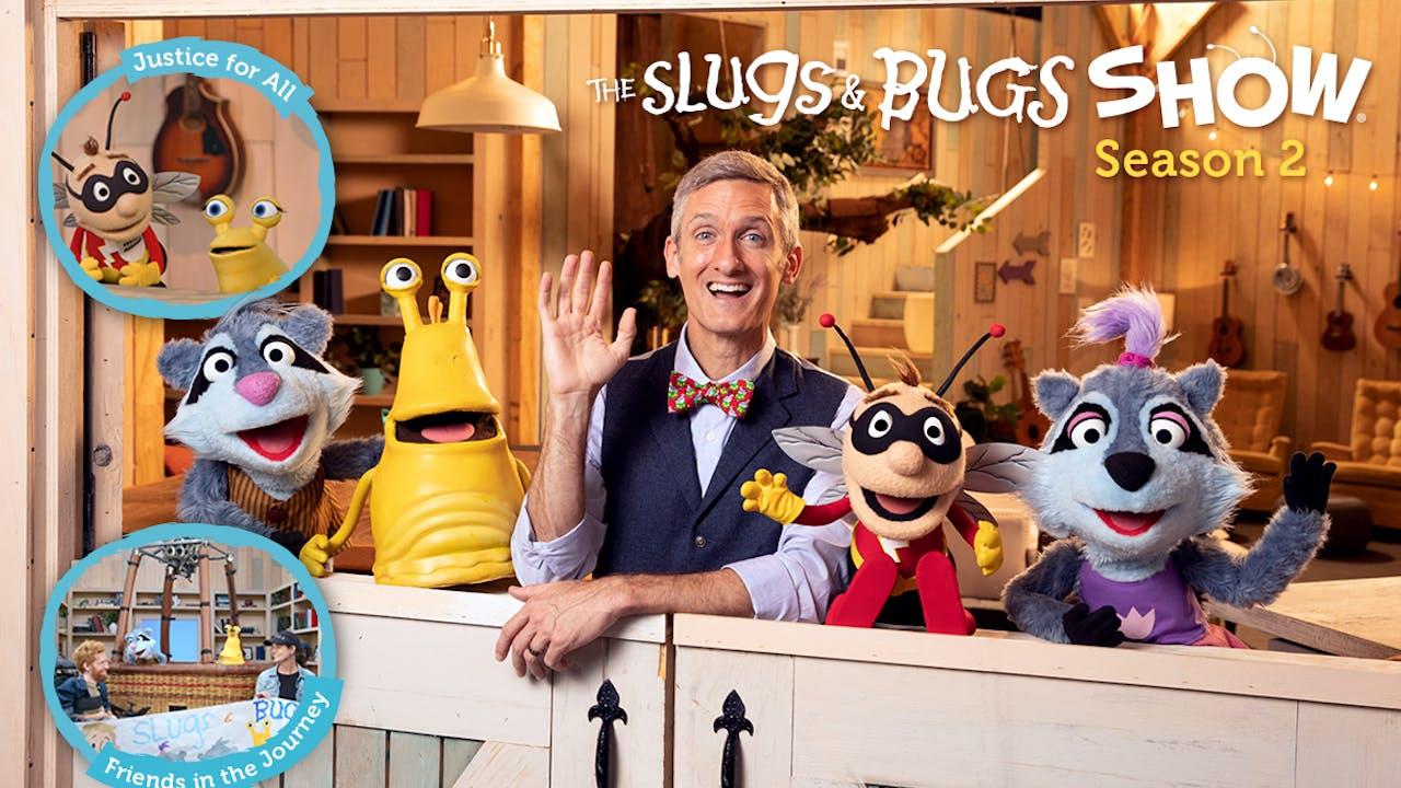 The Slugs & Bugs Show (Season 2) Volume 1