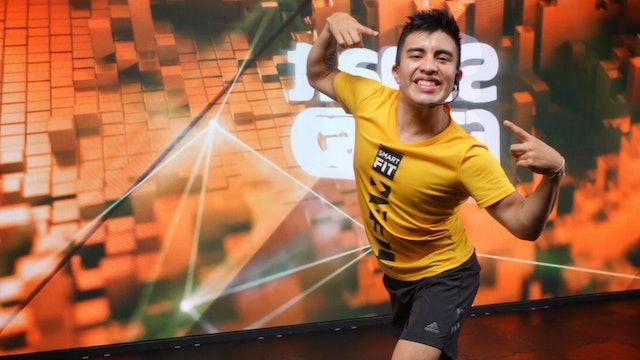 45 min I Quema calorías bailando I Aldo Vivanco I 20/07/21