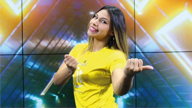 45 min | Quema calorías bailando | Joa Mirang y Vanessa Ibáñez | 21/10/21