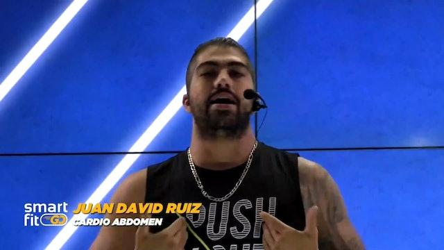 45 min | Abdomen definido | Juan David Ruiz y Ana Moreno 18/02/21