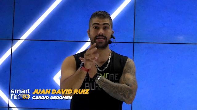 45 min | Abdomen definido | Sebastián Parra y Juan David Ruiz 18/02/21