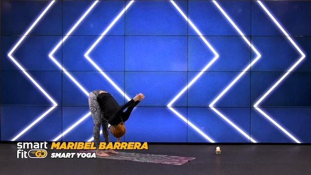 45 min | Yoga  | Maribel Barrera 22/03/21