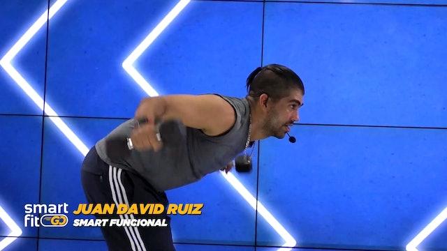 45 min  Entrenamiento funcional   Karen Zapata y Juan David Ruiz 25/02/21