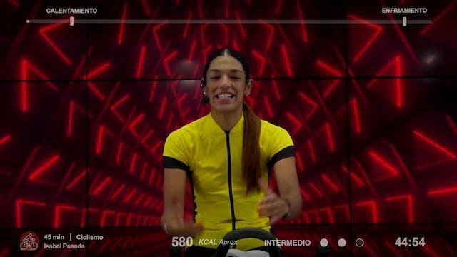 45 min | Cycling | Isabel Posada 03/1...