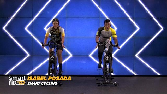 45 min | Cycling | Isabel Posada y Alexander Álvarez 13/01/21