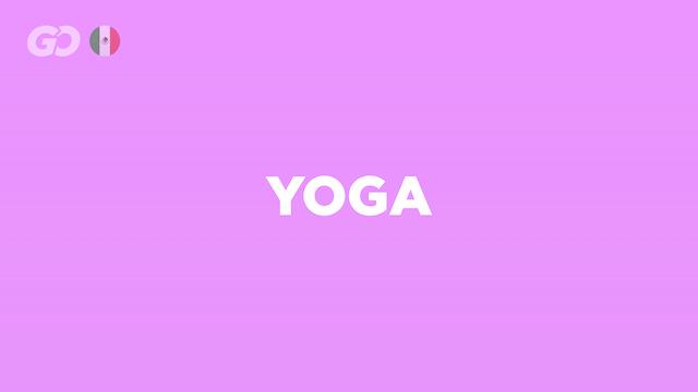 Yoga - MEX