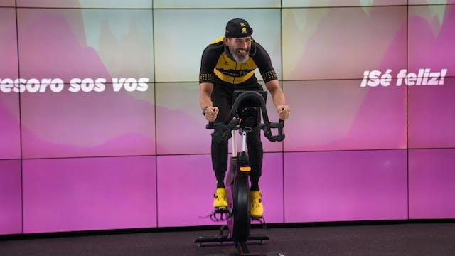 45 min I Cycling I Juan Gómez I 05/10/21