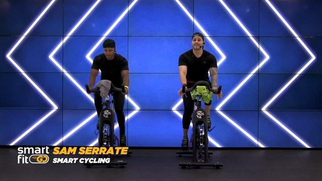 45 min | Cycling | Sam Serrate y Alexander Álvarez 15/01/21