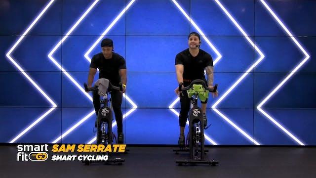 45 min | Cycling | Sam Serrate y Alex...