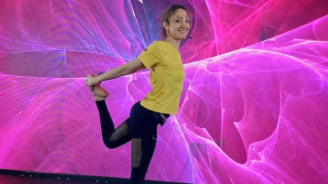 45 min I Yoga I Tzacil Cervantes I 13/10/21