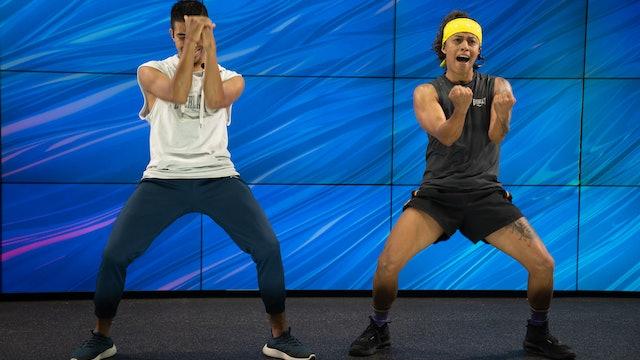 45 min |Quema calorías bailando | Andrés Gil y Juan Restrepo | 29/06/21
