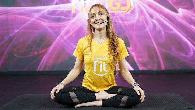 45 min I Yoga I Tzacil Cervantes I 24/09/21