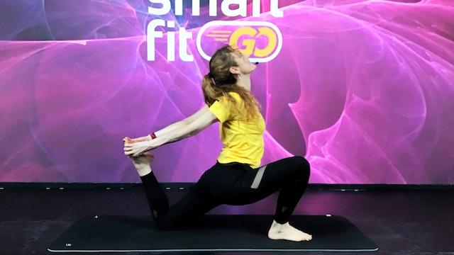 45 min I Yoga I Tzacil Cervantes I 28/06/21