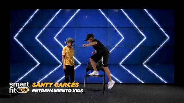 25 min | Enteramiento para niños | Santy Garcés y Matías Velásquez 23/01/21