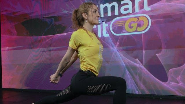 45 min I Yoga I Tzacil Cervantes I 23...