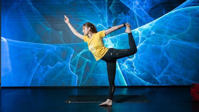 45 min | Yoga | Tzacil Cervantes | 13...