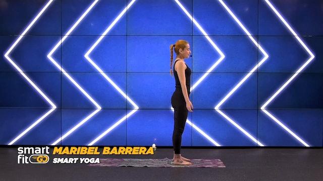 45 min | Yoga  | Maribel Barrera 14/01/21