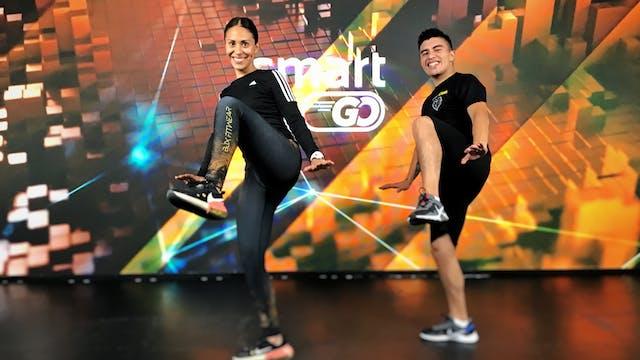45 min I Quema calorías bailando I Al...