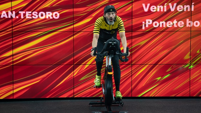 45 min |Cycling | Juan Gómez | 29/06/21