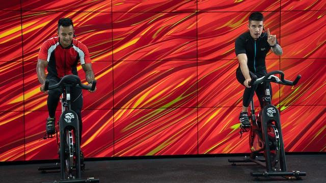 45 min | Cycling | Alejandro Forero y...