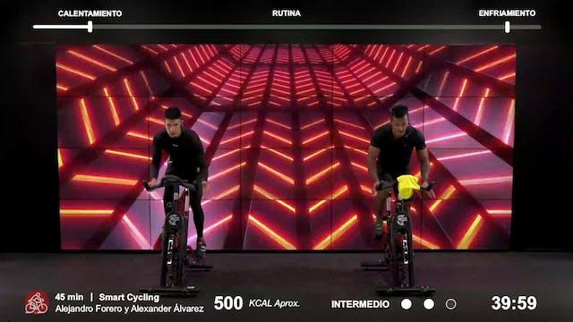 45min | Cycling | Alejandro Forero y ...