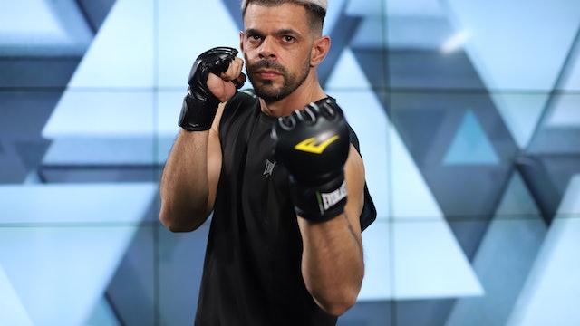 45min | Entrenamiento de combate | Victor Rodríguez e Ivanna Campbell | 10:06:21
