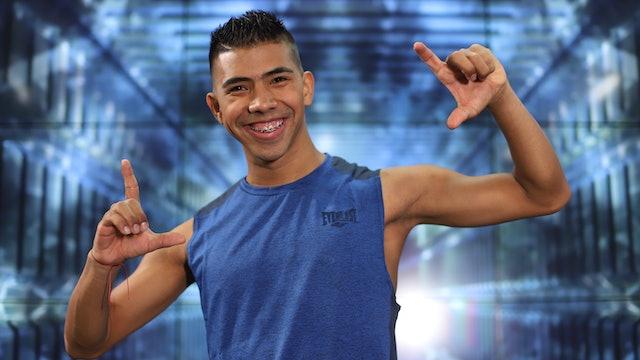 45 min | Quema calorías bailando | Juan Restrepo y Diana Londoño | 02/07/21