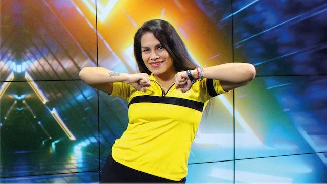 45 min | Quema calorías bailando | Joa Mirang | 03/09/21
