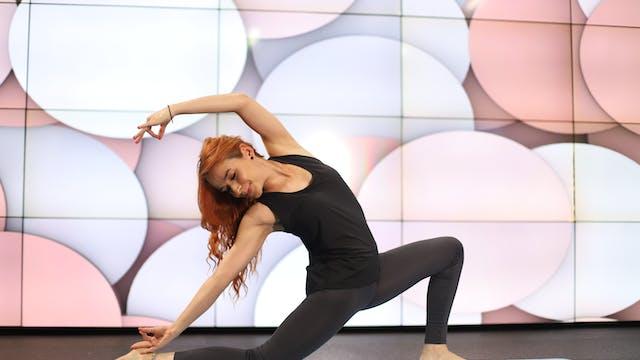25 min I Yoga I Maribel Barrera y Est...