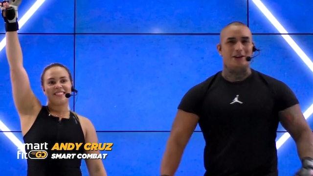 45 min | Entrenamiento de combate | Andy Cruz  27/01/21