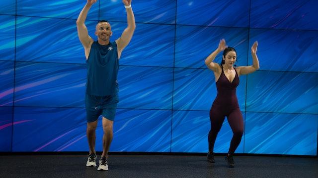 45 mi| Quema calorías bailando | Diana Londoño y René Lizarazo | 22/06/21