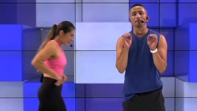 45 min| Quema calorías bailando | Ana...