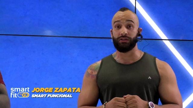 45 min | Entrenamiento funcional | Juan David Ruiz y Jorge Zapata 09/02/21