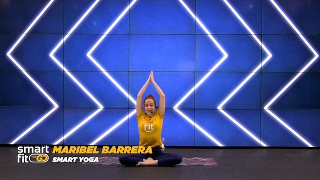 45 min | Yoga  | Maribel Barrera 28/01/21
