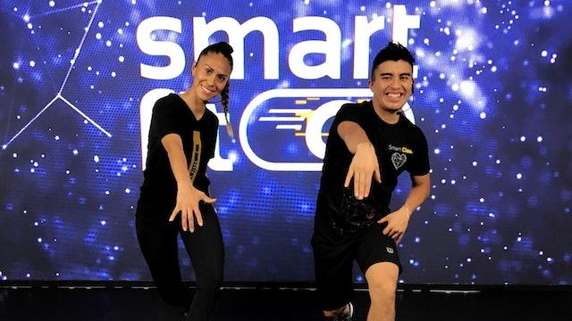 45 min I Quema calorías bailando I Aldo Vivanco y Nancy Galicia I 23/06/21_2
