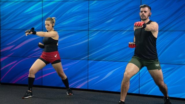 45 min | Entrenamiento de combate |Victor Rodríguez e Ivanna Campbell | 24/06/21