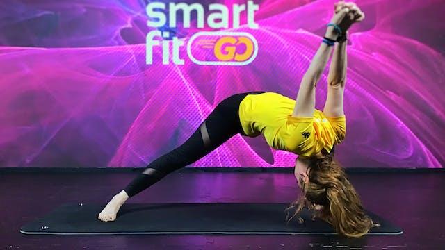 45 min I Yoga I Tzacil Cervantes I 07...