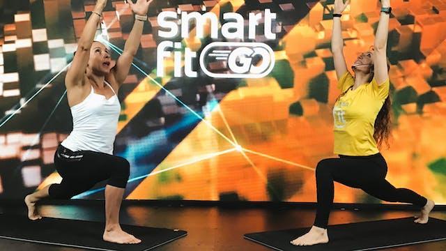 35 min I Yoga I Tzacil Cervantes y Me...