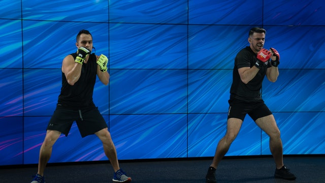 45 min| Entrenamiento de combate|Victor Rodríguez y Robinson Gonzales | 03/07/21