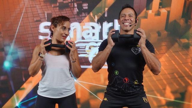 25 min I Quema de grasa I Ricardo Mendoza y Melissa Reyes I 12/07/21