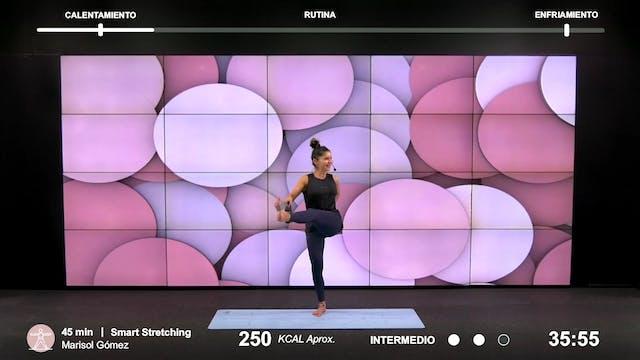 45min | Mejora tu postura | Marisol G...